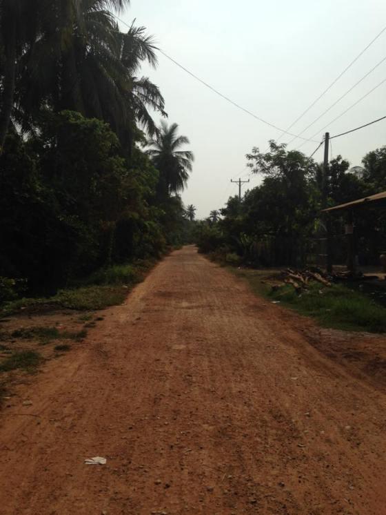 battambang road